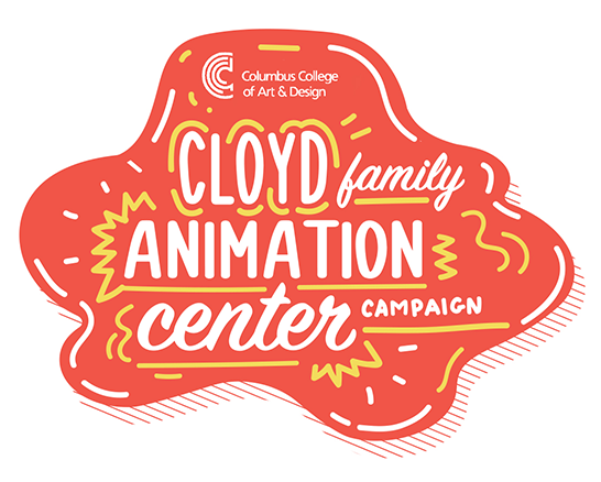 cloyd family animation center logo