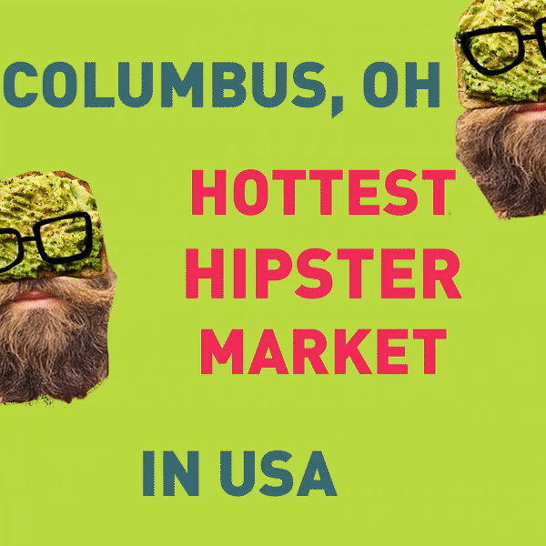 Columbus: hipster paradise