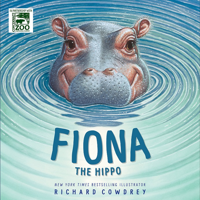 fiona the hippo book cover
