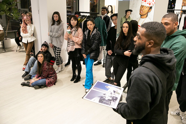 CCAD Fashion Design students present work at Madison-USA