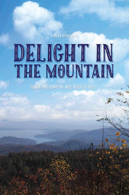 Delight in the mountain