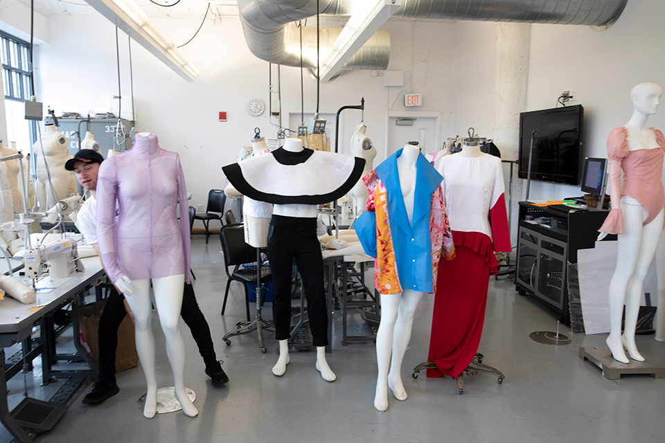 Animation Meets Fashion At The 2019 Ccad Fashion Show Columbus College Of Art Design