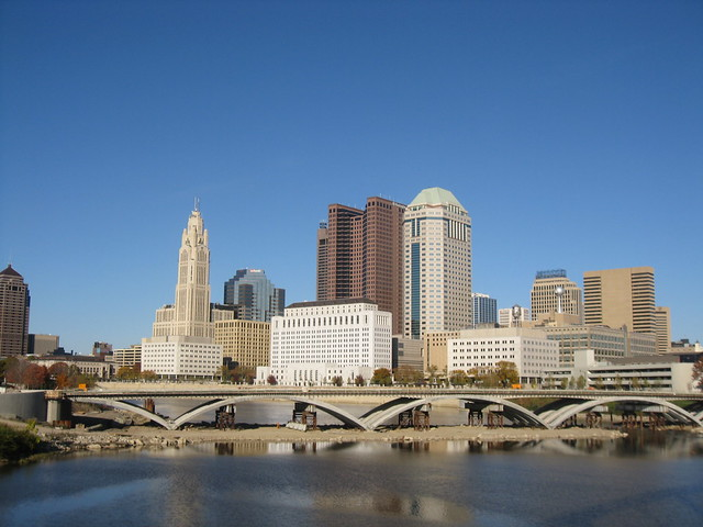 Columbus is first city to meet ozone goals