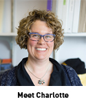 Associate Professor Charlotte Belland, Animation chair, Columbus College of Art & Design (CCAD)