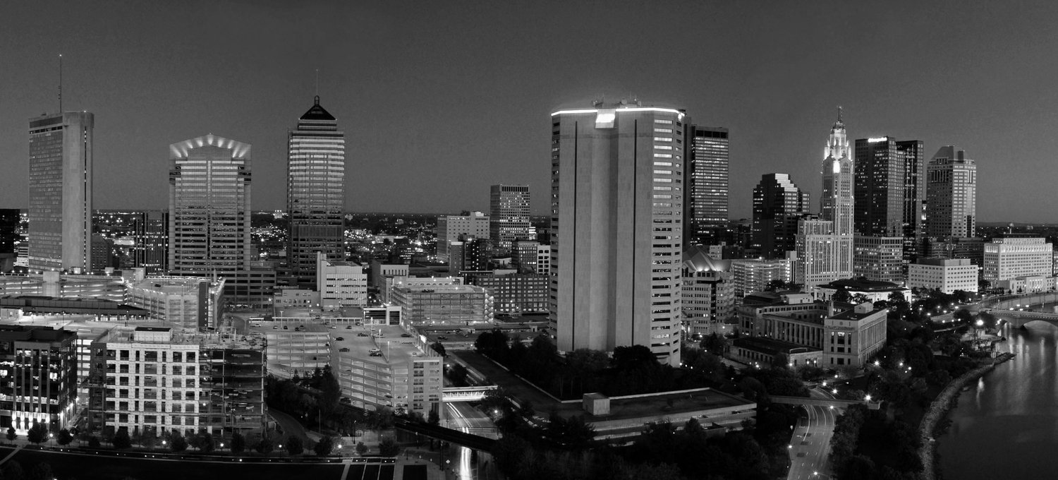 downtown columbus skyline