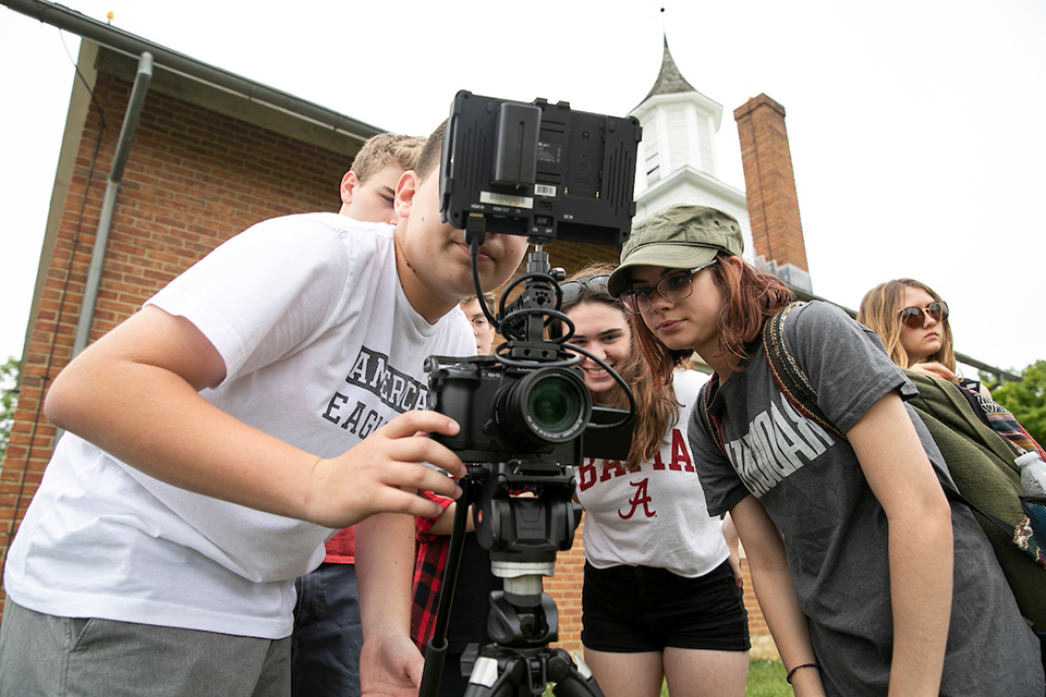 film & video camp