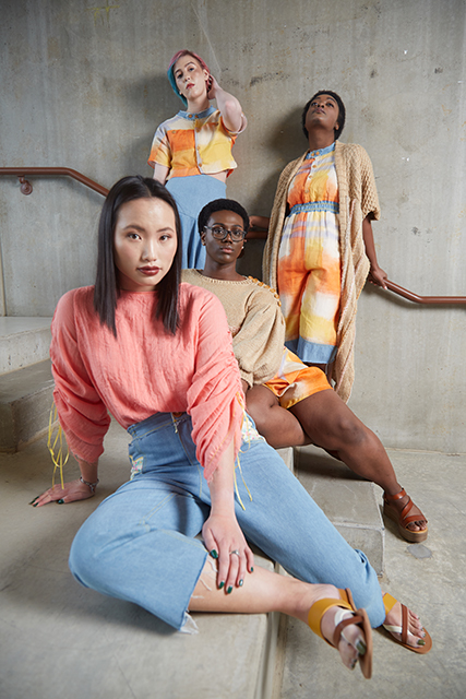models from lookbook