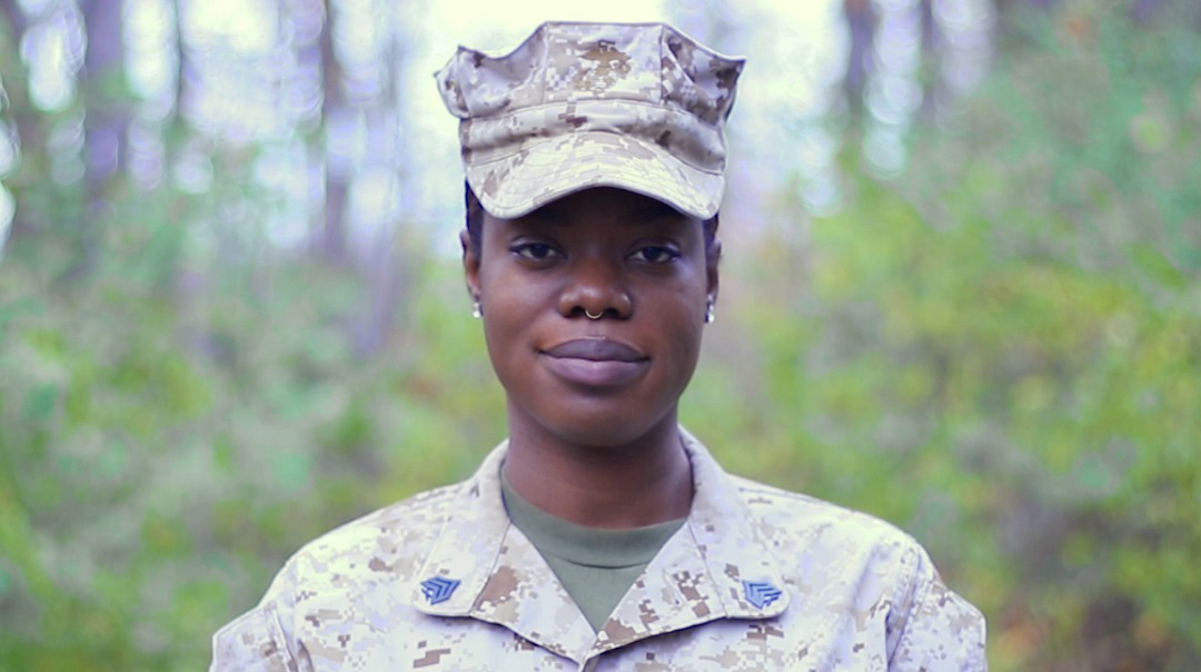 erica rodney in uniform