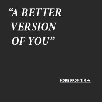 a better version of you quote
