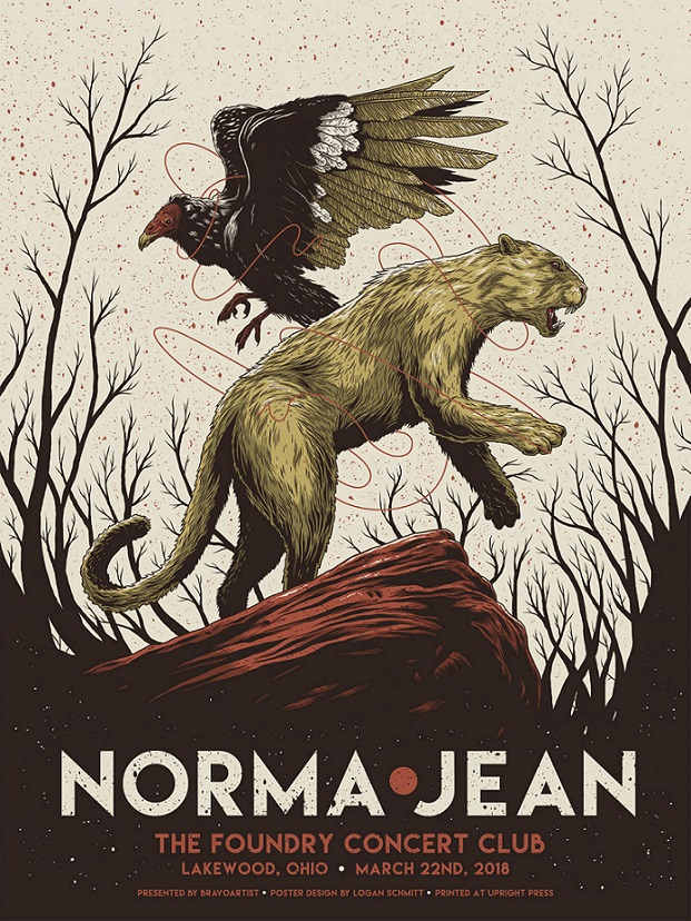 norma jean poster