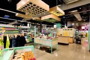 whole foods interior