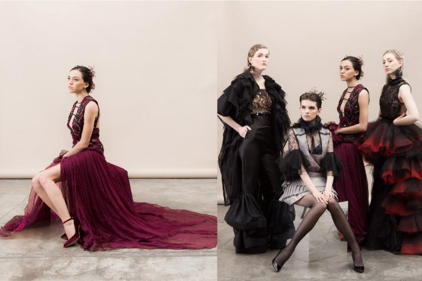 Thesis Collection Fashion Design Ya Chu Yang