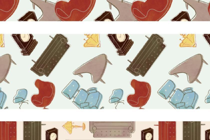 Repeating Pattern Project Illustration Erica Eppert