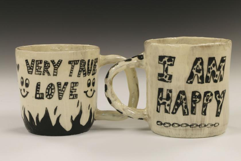 True Love, Happy Contemporary Crafts Margaret Kammerer