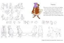 CHARACTER DESIGN FOR ANIMATION ANIMATION Miranda Long