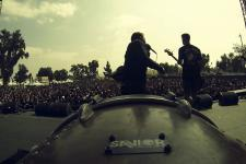 Beartooth on the Warped Tour for Red Bull Records Film & Video Johnny Hochestetler