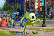 Monsters University, Pixar Illustration Dan Scanlon