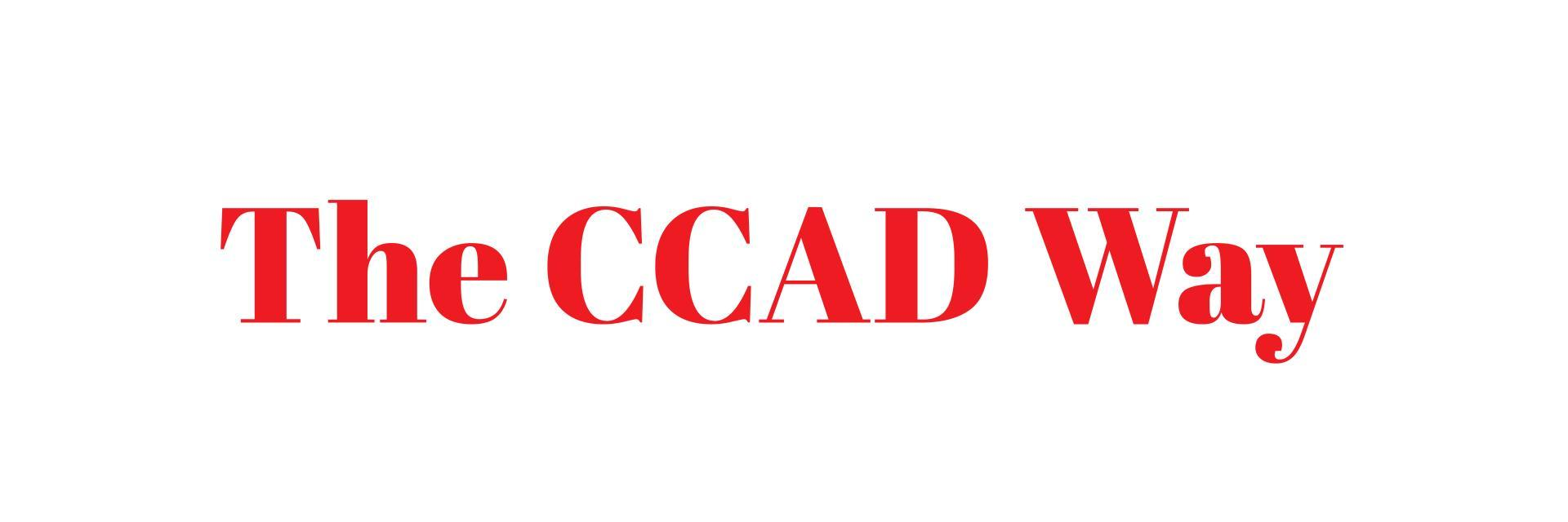 Banner of the ccad way