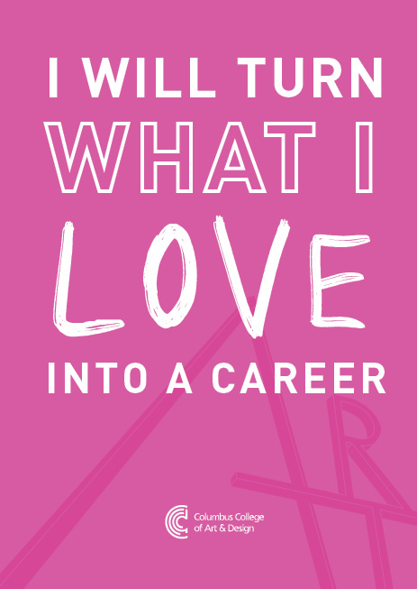 love into a career