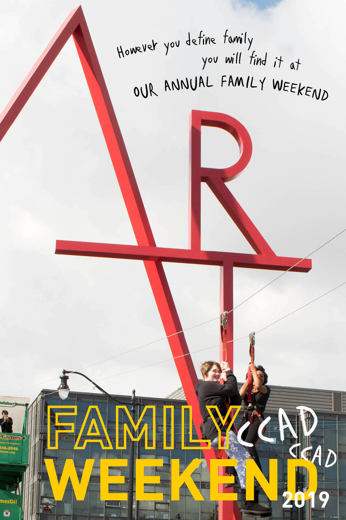 Family Weekend 2019 Columbus College Of Art Design
